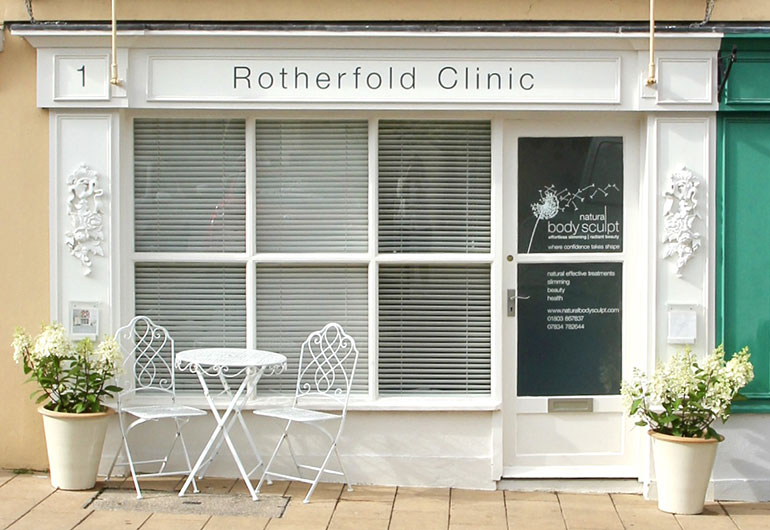 Natural Body Sculpt Rotherfold Clinic, Totnes